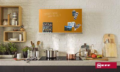 Kreative dunstabzugshauben von neff weber kÜchen küchenstudio